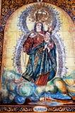 Patron of Fuengirola. Stock Image