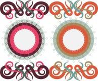 Patronen vector illustratie