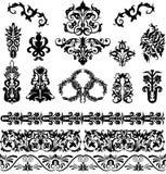 Patronen Royalty-vrije Stock Afbeelding