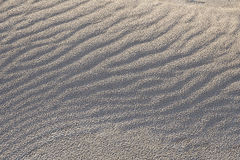 Patronen in het zand Stock Foto's