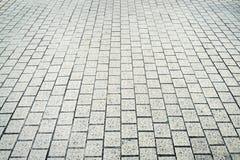 patronen op een tegelvloer of een gang Royalty-vrije Stock Foto's
