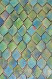 Patronen van ceramiektegels royalty-vrije stock fotografie