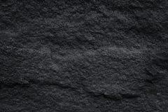 Patronen van de textuur de gevoelige aard van donkere zwarte lei met grijze steen voor achtergrond stock foto