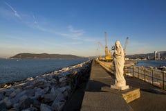 Patroness της Virgin Mary Στοκ Εικόνες