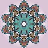 Patroon 01 van de symmetrie royalty-vrije illustratie
