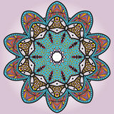 Patroon 01 van de symmetrie Royalty-vrije Stock Foto's