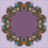 Patroon 06 van de symmetrie Stock Foto's