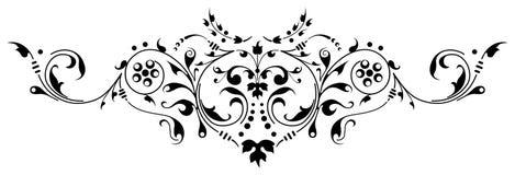 Patroon 09 royalty-vrije illustratie