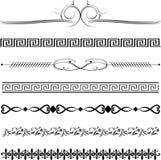 Patroon vector illustratie