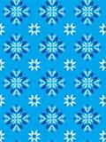 Patroon 4 van het Florealgebladerte stock afbeelding