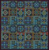Patroon 123 Royalty-vrije Stock Foto's