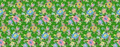 Patroon 70 van de bloem Royalty-vrije Stock Afbeelding