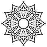 Patroon-08 royalty-vrije illustratie