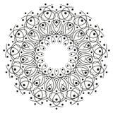 Patroon-13 Royalty-vrije Stock Afbeelding