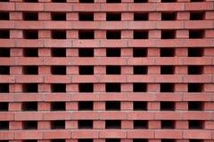 Patroon: Bakstenen muur Royalty-vrije Stock Foto