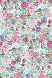 Patroon bloemen Stock Afbeelding