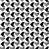 Patroon-BW-0008 Royalty-vrije Stock Afbeelding