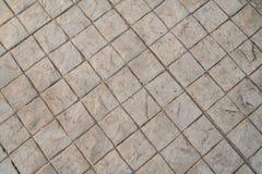 Patroon en achtergrond van de zegel de het concrete textuur Stock Fotografie