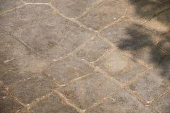 Patroon en achtergrond van de zegel de het concrete textuur Stock Afbeelding