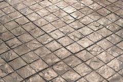 Patroon en achtergrond van de zegel de het concrete textuur Royalty-vrije Stock Afbeelding