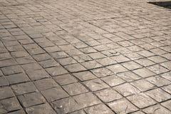 Patroon en achtergrond van de zegel de het concrete textuur Royalty-vrije Stock Fotografie