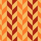 Patroon met abstracte cijfers Stock Foto's