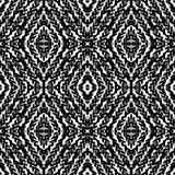 Patroon met hand geschilderde lijnen Royalty-vrije Stock Foto's