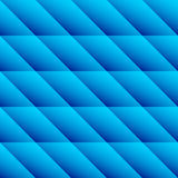 Patroon met parallellogrammen - Beslagen stijl abstract patroon aangaande stock illustratie