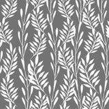 Patroon met takken stock illustratie