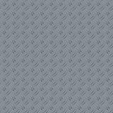 Patroon, naakte de vloeren van het textuurmetaal Stock Afbeelding