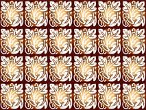 patroon ontwerp 01 royalty-vrije illustratie
