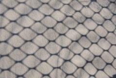 Patroon op zand Stock Foto