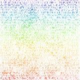 Patroon - regenboog Royalty-vrije Stock Foto