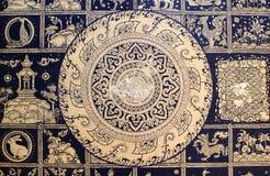 Patroon Thailand stock afbeeldingen