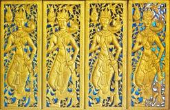 Patroon Thailand. Royalty-vrije Stock Afbeelding