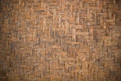 Patroon van bamboe Stock Afbeeldingen