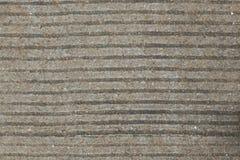 Patroon van betonweg Royalty-vrije Stock Fotografie