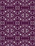 Patroon van bloemtuin vector illustratie