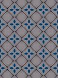 Patroon van caleidoscoop abstract grijs patroon Royalty-vrije Stock Fotografie