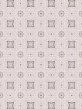 Patroon van caleidoscoop abstract grijs patroon Royalty-vrije Stock Foto's