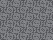 Patroon van cirkeldelen dat wordt gemaakt Stock Afbeelding