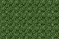 Patroon van Colorfull ontwerpt het Naadloze Abstracte hand-drawn Paisley, multi gestemde golven op donkere blauwe achtergrond, ro Stock Afbeeldingen