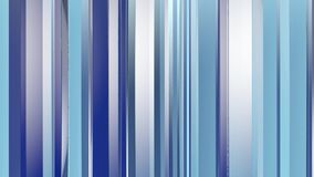 Patroon van de blauwe prisma's van kleurenstroken abstracte achtergrond Stock Afbeeldingen