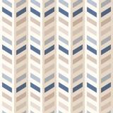 Patroon van de manier het abstracte chevron Royalty-vrije Stock Afbeelding