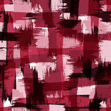 Patroon van de rooster het militaire camouflage stock illustratie