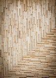 Patroon van de tegels van de steenmuur Stock Afbeelding