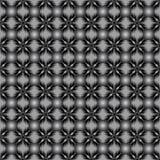 Patroon van diverse cijfers vector illustratie