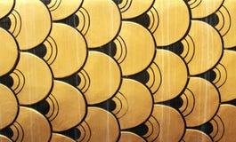 Patroon van draak Royalty-vrije Stock Fotografie