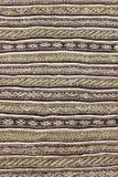 Patroon van een traditioneel Marokkaans Berber-tapijt royalty-vrije stock fotografie