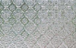 patroon van glas Royalty-vrije Stock Afbeeldingen